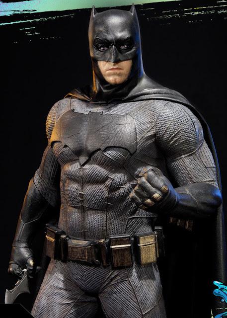 osw.zone Prime 1 Studio 1: 3 Scale Suicide Squad Ben Affleck Batman 31-inch Dark Knight Statue