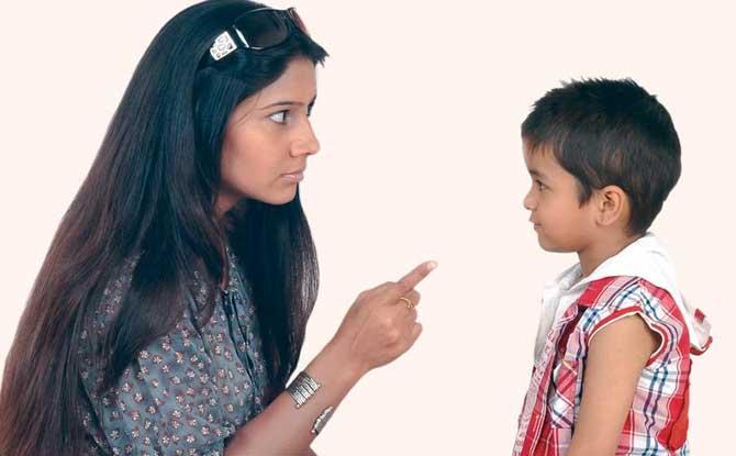 आप अपने बच्चो को मनमानी से कैसे रोकें