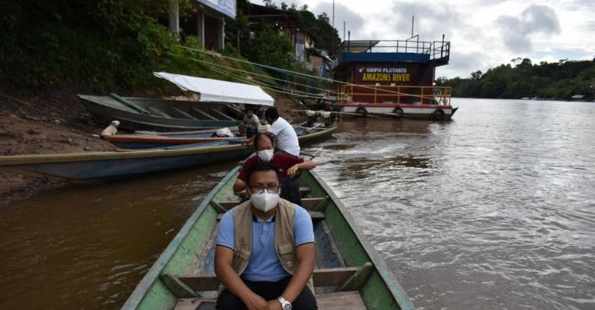 PRONABEC: Talento de Amazonas regresó a su comunidad para enfrentar al COVID-19 - www.pronabec.gob.pe