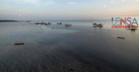 taman laut prapat tunggal di kabupaten bengkalis
