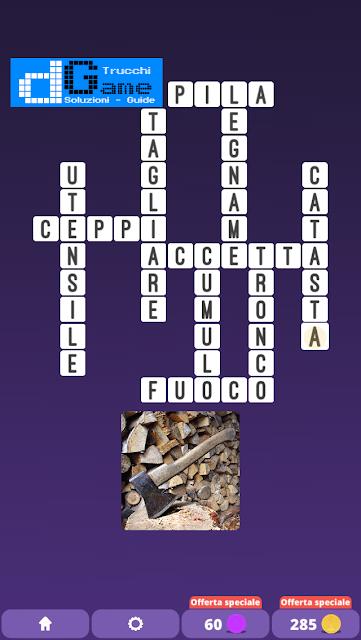Soluzioni One Clue Crossword livello 16 schemi 15 (Cruciverba illustrato)  | Parole e foto