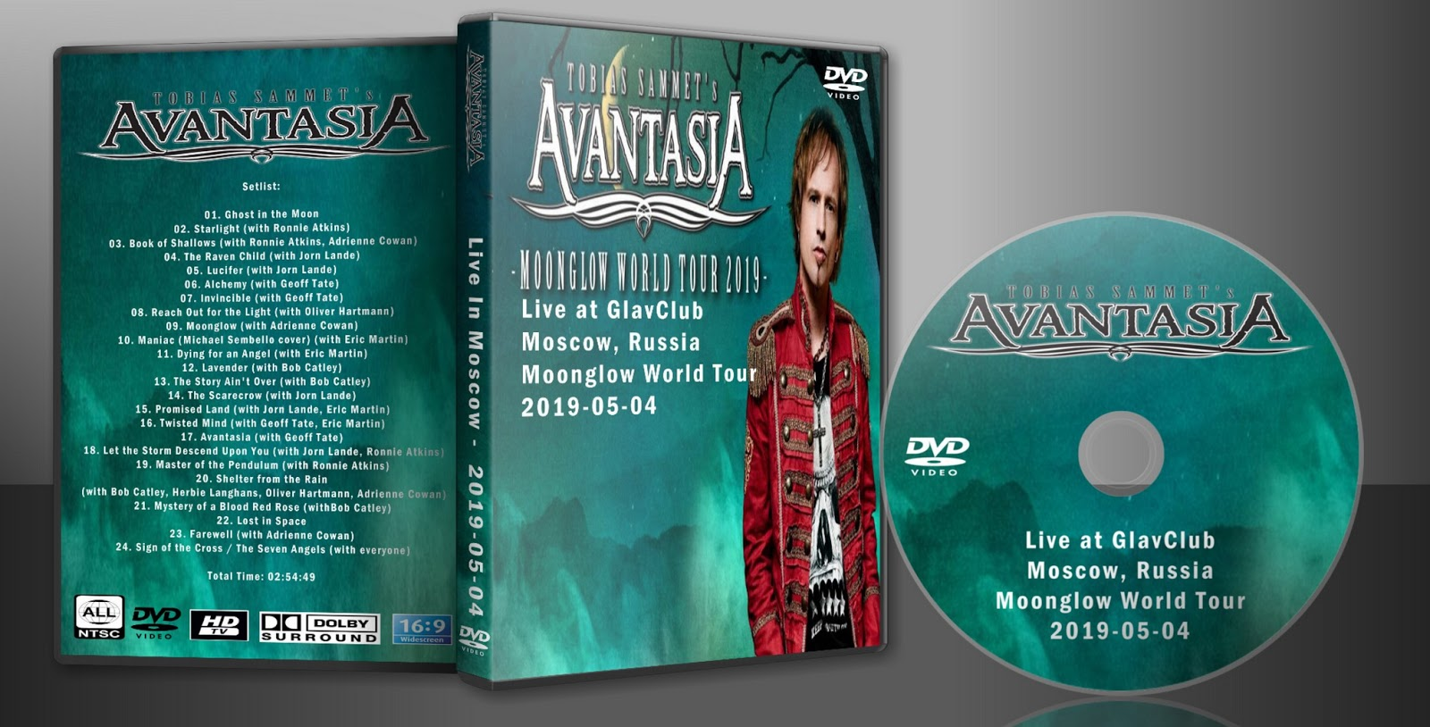 Deer5001RockCocert : Avantasia - 2019-05-04 - Live at GlavClub