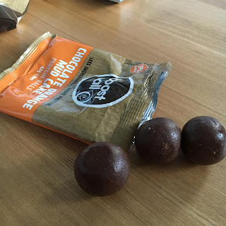 BoostBall Protein Snack