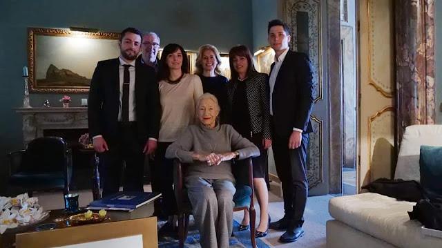 Ο Δήμος Σουλίου για τη συνάντηση με την οικογένεια Bulgari
