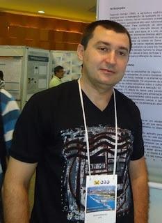 Irivan, autor do blog Química Periódica