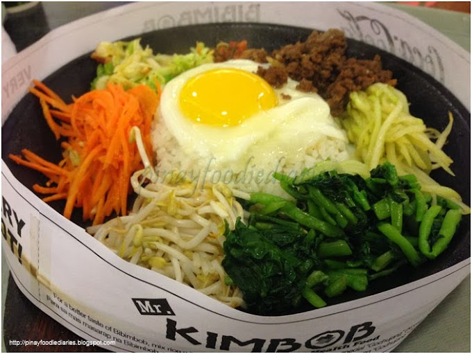 Sunday's Shutter Delights | Bibimbap a.k.a Bibimbob by Mr. Kimbob