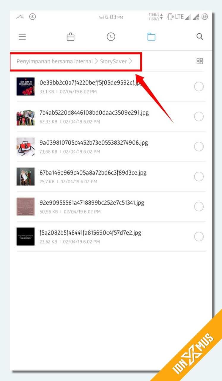 Download Status Story WA Dengan Aplikasi