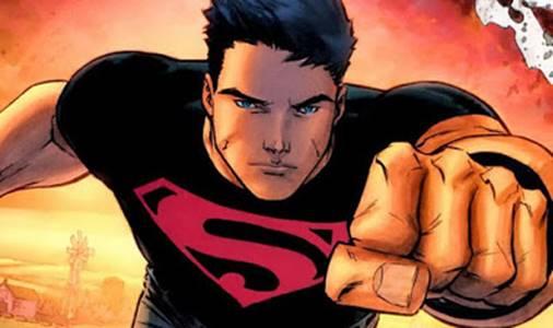 superboy Anggota Teen Titans