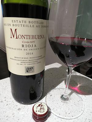 Montebuena Cuvée KPF 2014 - DOCa Rioja, Spain (88 pts)