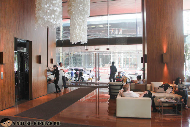 Lobby of City Garden Grand Hotel