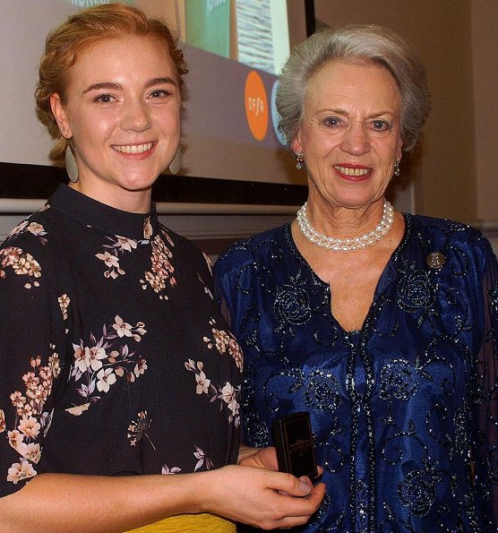 Princess Benedikte attended Danish Association for Rosports 2018 Award Night