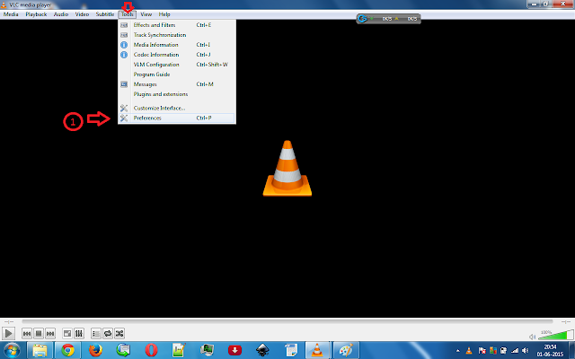 vlcscreenshot01 How to activate the resume playback from where i left off feature thats built in VLC player! Apps