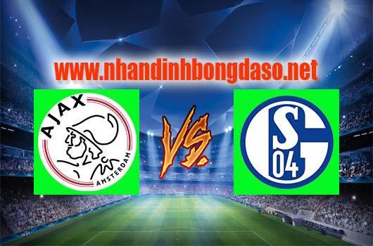 Nhận định Ajax Amsterdam vs Schalke 04, 02h05 ngày 14-04