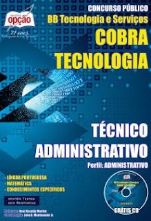 Apostila BB Tecnologia e Serviços - Técnico Administrativo