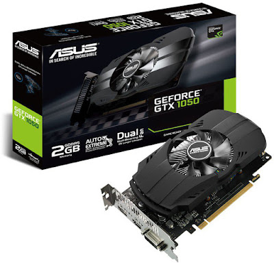 Asus Phoenix GeForce GTX 1050 2 GB
