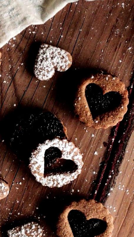 Starbucks Mug Cup Cake Heart Love Hd Wallpaper Joss Wallpapers