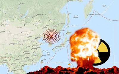 Τρόμος από τεχνητό σεισμό στη Β. Κορέα – Εκτιμήσεις ότι προκλήθηκε από πυρηνική δοκιμή