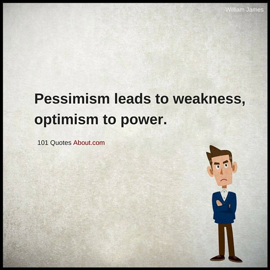 """Optimism Quotes"""