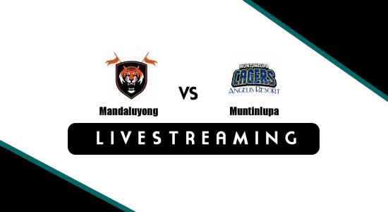 Livestream List: Mandaluyong vs Muntinlupa June 12, 2018 MPBL Anta Datu Cup