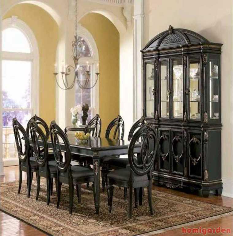 49 Elegant Small Dining Room Decorating Ideas: Beautiful & Elegant Small Dining Room Design: Dining Room