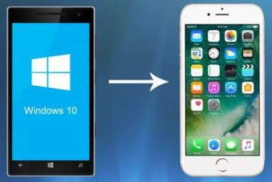 Cara Beralih Dari Windows Phone Ke IOS iPhone
