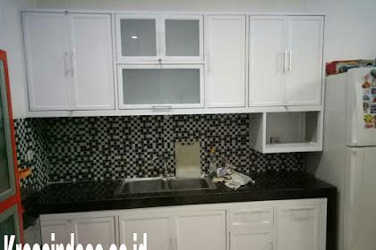 Kitchen Set Aluminium Pemasangan Di Taman Meruya Ilir Kembangan Jakarta Barat