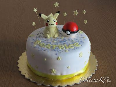 torta pokemon pikachu