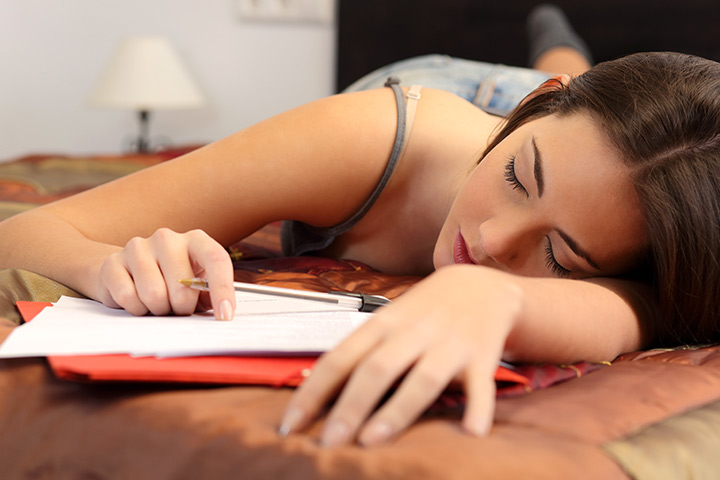 Sleep Problems in Teenagers with ADHD - ADHD