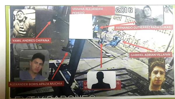 La Paz: Identifican a pandilleros agresores, foto 2