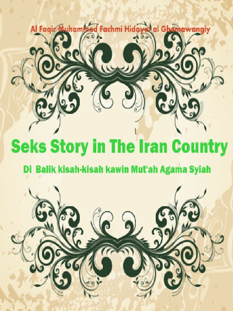 Perdagangan Wanita Lacur Ala Iran*