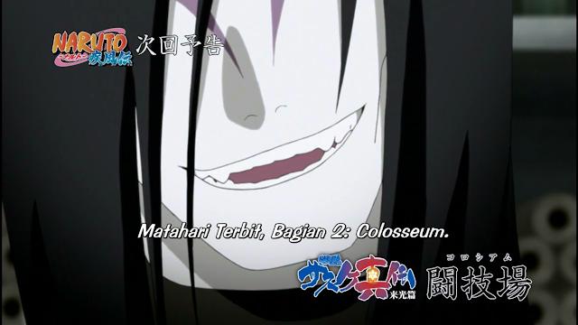 Naruto Shippuden Episode 485 Subtitle Indonesia