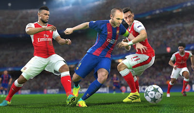 PES 2016 Gameplay Patch imported from PES 17 Demo by Xian