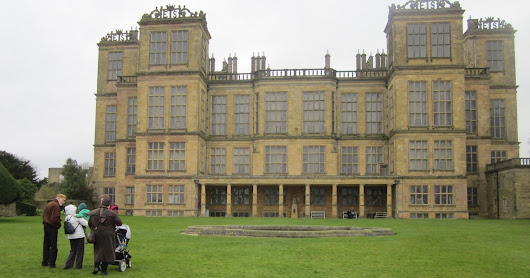 Visit to Hardwick Hall - Part 2
