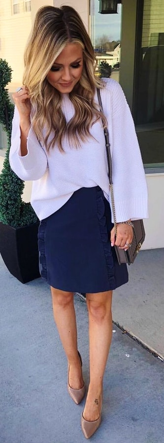 Trendy Spring Outfits That Always Looks Fantastic #springoutfits