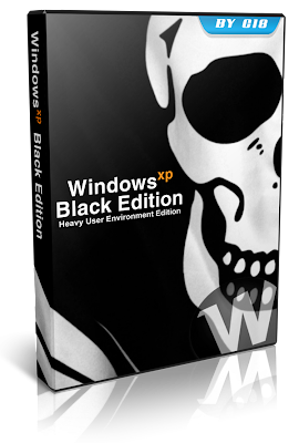 XP black edition - Windows XP PRO SP3 Black Edition Integrated [Español] [Abril 2014] [ULD]
