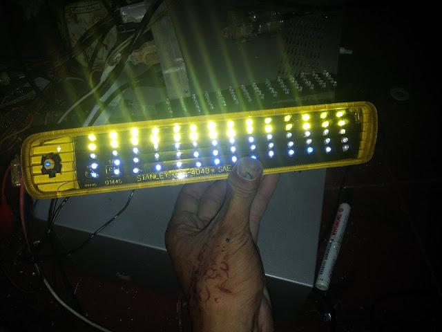 Sein LED handmade mobil
