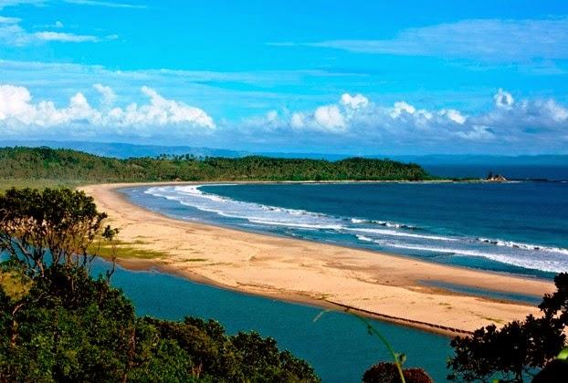 wisata pantai provinsi banten