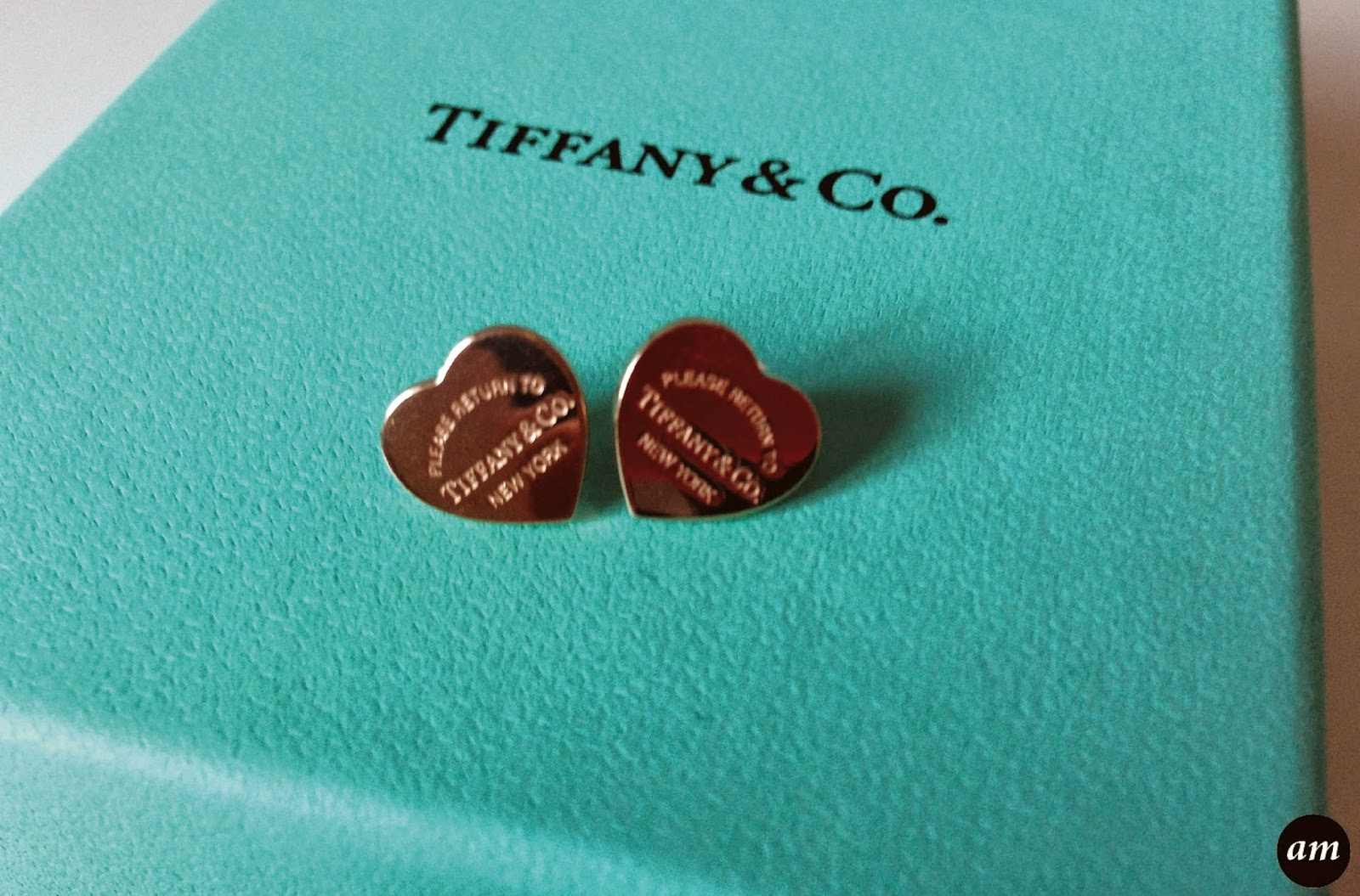 These Beautiful Tiffany Co Earrings Were One Of The Many Things I Bought While Celebrating My 16th Birthday In New York March