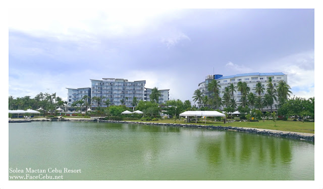 Solea Mactan Cebu Resort Man-made Lake