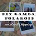 DIY Gambar Polaroid