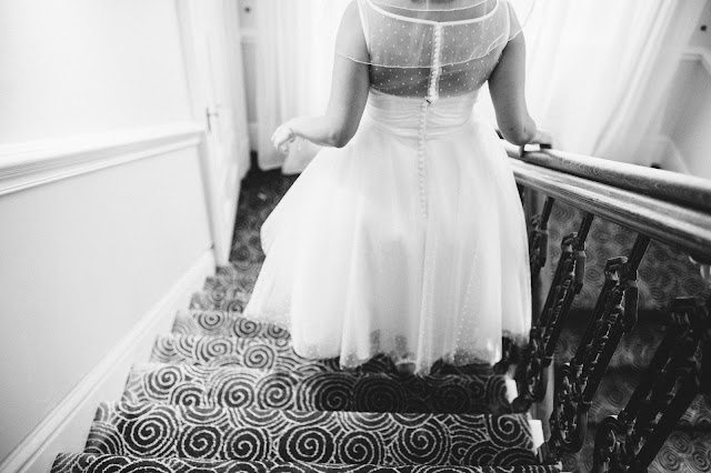 The Wedding: Dress by Allison Dewey Photography