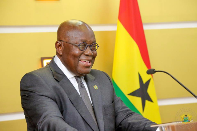 We want 51% in ECG privatization compact - Akufo-Addo declares