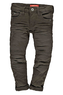 Tygo & Vito skinny fit jeans groen