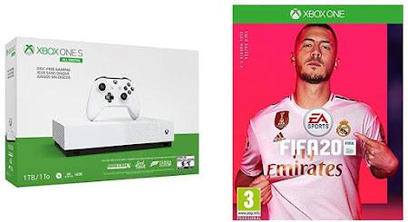 Xbox One + FIFA 20