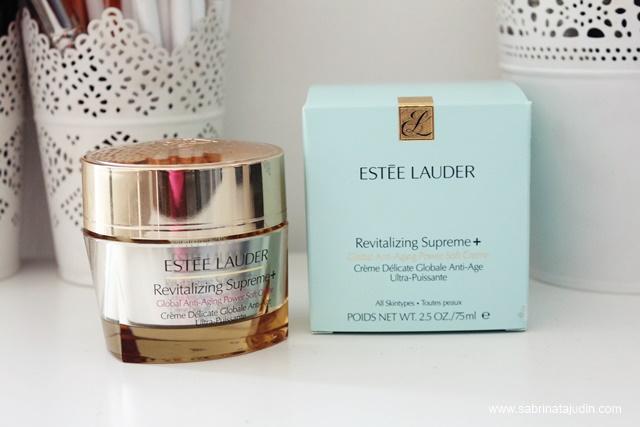 421ff8c750f78 Estée Lauder Revitalizing Supreme Global Anti-Aging Crème Review ...