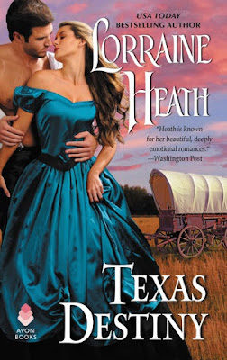 Book Review: Texas Destiny (Texas Trilogy #1) by Lorraine Heath | About That Story