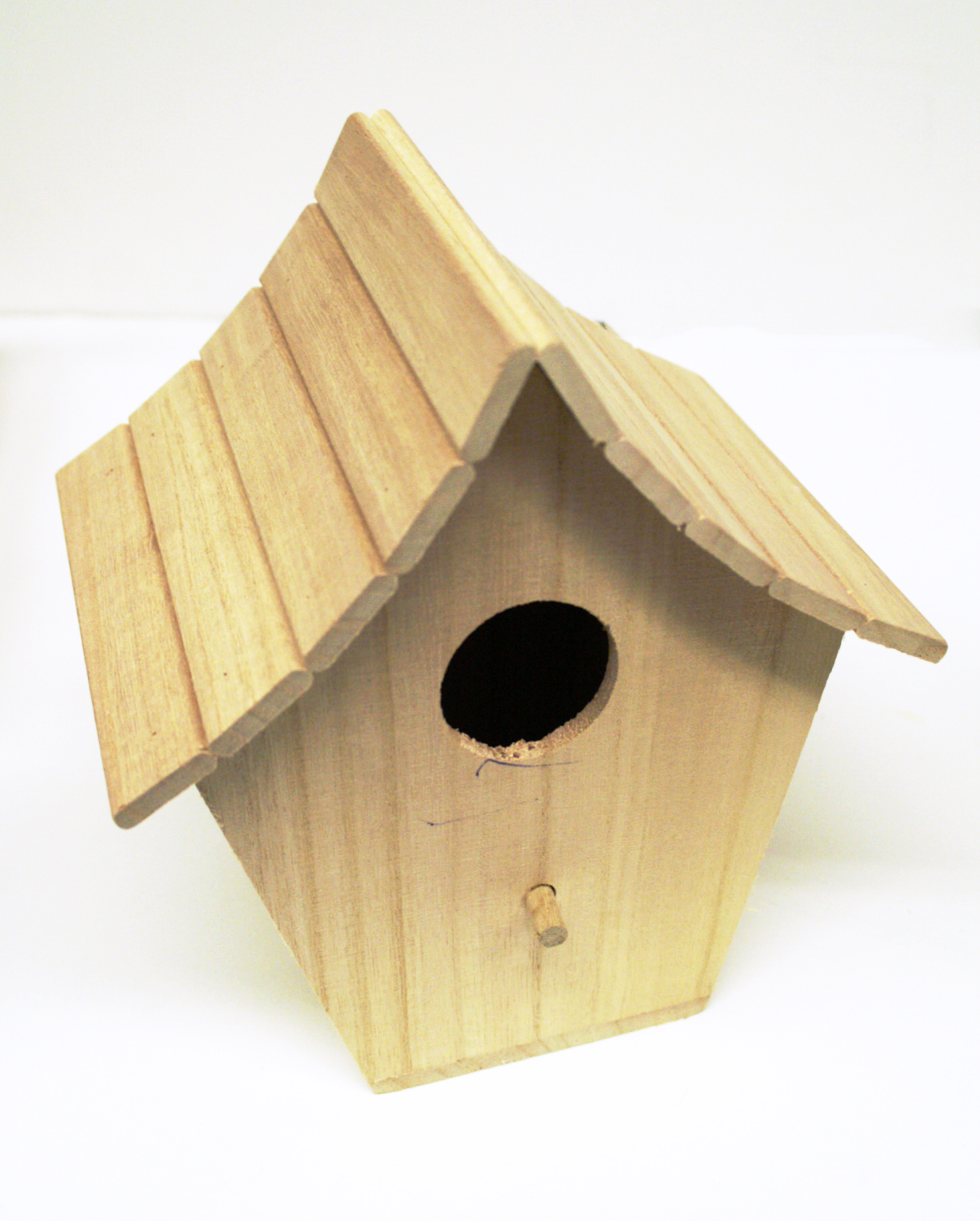 Michaels unfinished bird houses crafts bing images for Birdhouse project