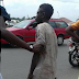 Boy Beaten Mercilessly After Breaking Into A Woman's House To Steal In Sapele. Photos