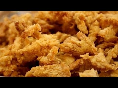 Cara Membuat Jamur Crispy  Sederhana Gurih dan Renyah  Tahan Lama simple tepung kobe