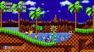 Videojuego de Sonic
